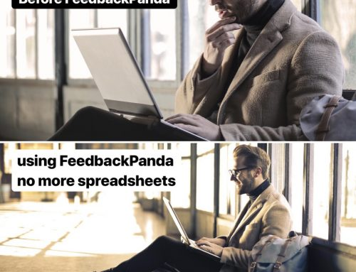 FeedbackPanda vs. Spreadsheets